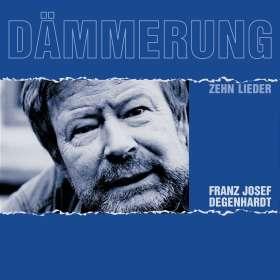 Franz Josef Degenhardt: Dämmerung, CD