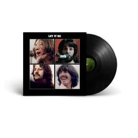 The Beatles: Let It Be (180g) (HalfSpeed Mastering), LP