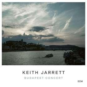 Keith Jarrett (geb. 1945): Budapest Concert, CD