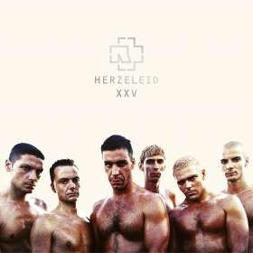 Rammstein: Herzeleid (XXV Anniversary Edition) (remastered) (Limited Edition), CD