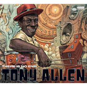 Tony Allen (1940-2020): There Is No End, CD