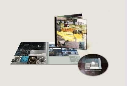 Brian Eno (geb. 1948): Filmmusik: Film Music 1976 - 2020, CD