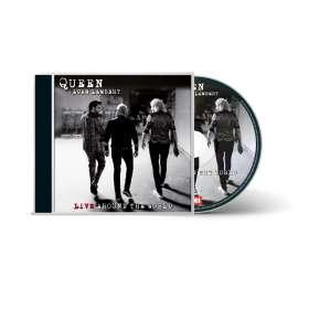 Queen & Adam Lambert: Live Around The World, CD