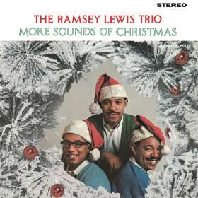 Ramsey Lewis (geb. 1935): More Sounds Of Christmas, CD