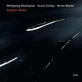 Wolfgang Muthspiel (geb. 1965): Angular Blues, CD