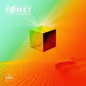The Comet Is Coming: The Afterlife, CD