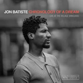 Jon Batiste: Chronology Of A Dream: Live At The Village Vanguard, CD