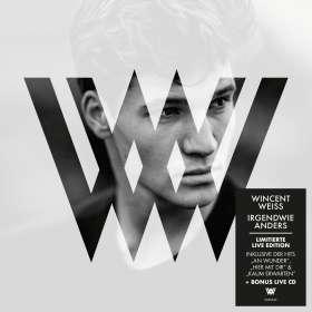 Wincent Weiss: Irgendwie anders (Limitierte Deluxe Edition), CD
