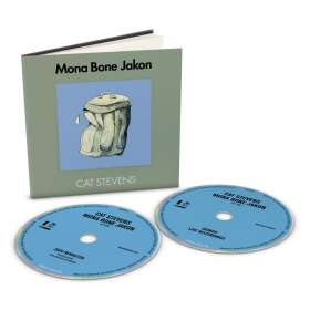 Yusuf (Yusuf Islam / Cat Stevens): Mona Bone Jakon (Limited Deluxe Edition), CD