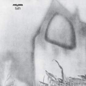 The Cure: Faith, CD