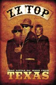 ZZ Top: The Little Ol' Band From Texas, DVD