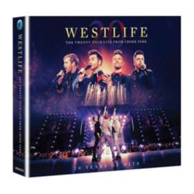 Westlife: The Twenty Tour: Live From Croke Park, CD
