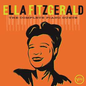 Ella Fitzgerald (1917-1996): The Complete Piano Duets, CD