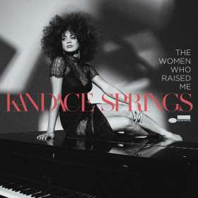 Kandace Springs: The Women Who Raised Me, LP