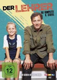 Der Lehrer Staffel 8, DVD