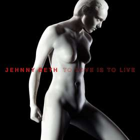 Jehnny Beth: To Love Is To Live, CD