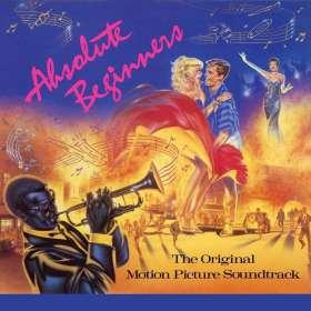 Filmmusik: Absolute Beginners (DT: Junge Helden), CD