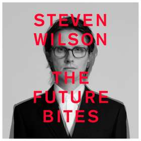 Steven Wilson: The Future Bites (180g) (Limited Edition) (Red Vinyl), LP