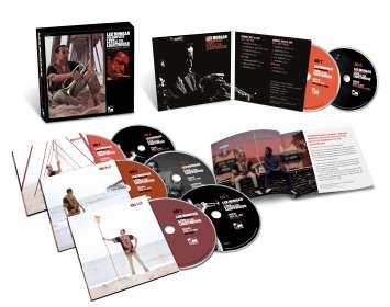 Lee Morgan (1938-1972): The Complete Live At The Lighthouse (Deluxe Edition), CD