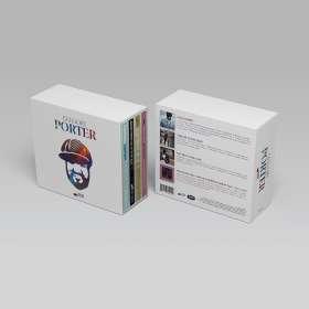 Gregory Porter (geb. 1971): 4 Original Albums, CD