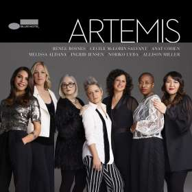 Artemis: Artemis, CD