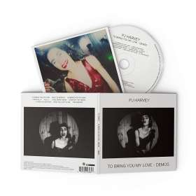 PJ Harvey: To Bring You My Love - Demos, CD