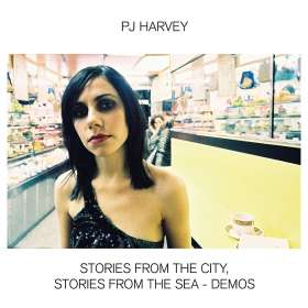 PJ Harvey: Stories From The City, Stories From The Sea - Demos, CD