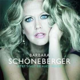 Barbara Schöneberger: Jetzt singt sie auch noch, CD