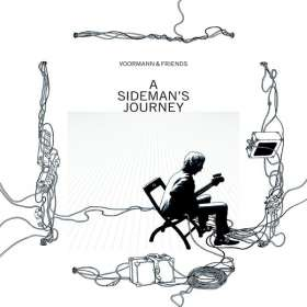 Klaus Voormann: A Sideman's Journey (Limited Super Deluxe Boxset), CD