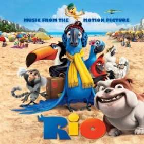 Rio: Music From The Motion Picture, CD