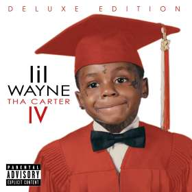Lil' Wayne: Tha Carter IV (Limited Deluxe Edition mit Bonustracks), CD