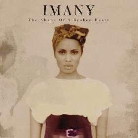 Imany: The Shape Of A Broken Heart, CD
