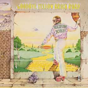 Elton John: Goodbye Yellow Brick Road (40th Anniversary Edition), CD
