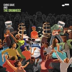 Chris Dave (geb. 1973): Chris Dave And The Drumhedz (Explicit), CD