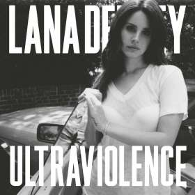 Lana Del Rey: Ultraviolence (180g) (Limited Deluxe Edition incl. 3 Bonustracks), LP