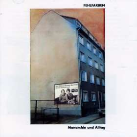Fehlfarben: Monarchie und Alltag (remastered 2017) (Orange Vinyl), LP