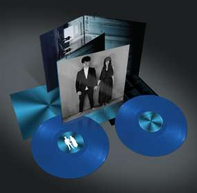 U2: Songs Of Experience (180g) (Limited Edition) (Translucent Cyan Blue Vinyl), LP