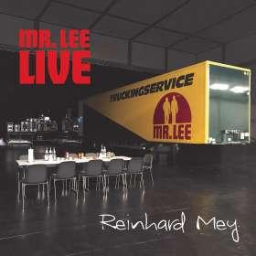 Reinhard Mey: Mr. Lee - Live, CD