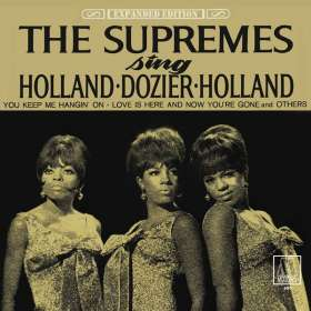 The Supremes: The Supremes Sing Holland-Dozier-Holland, CD