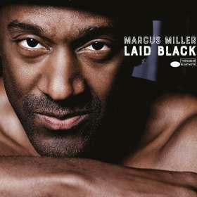 Marcus Miller (geb. 1959): Laid Black, CD