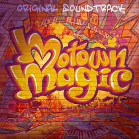 Motown Magic, CD