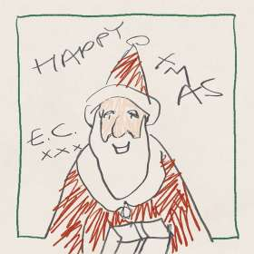 Eric Clapton: Happy Xmas (Deluxe Edition), CD