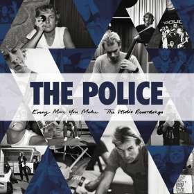 The Police: Every Move You Make: The Studio Recordings, CD