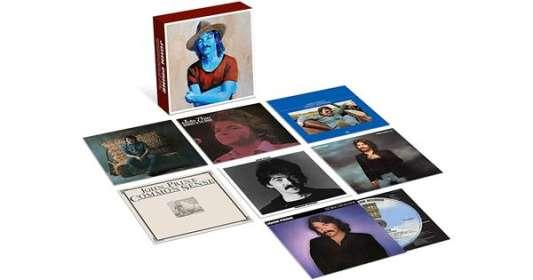 John Prine: Crooked Piece Of Time:The Atlantic & Asylum Albums, CD