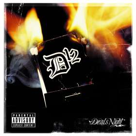 D 12      (Eminem): Devils Night, CD