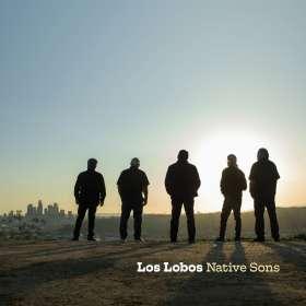 Los Lobos: Native Sons, CD