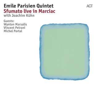 Emile Parisien (geb. 1982): Sfumato - Live In Marciac, CD