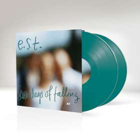 E.S.T. - Esbjörn Svensson Trio: Seven Days Of Falling (180g) (Limited Edition) (Transparent Green Vinyl), LP