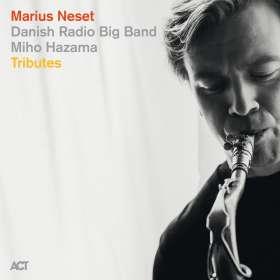 Marius Neset & Danish Radio Big Band: Tributes, CD
