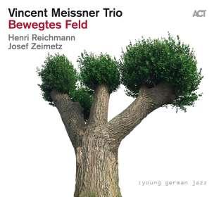 Vincent Meissner: Bewegtes Feld, CD